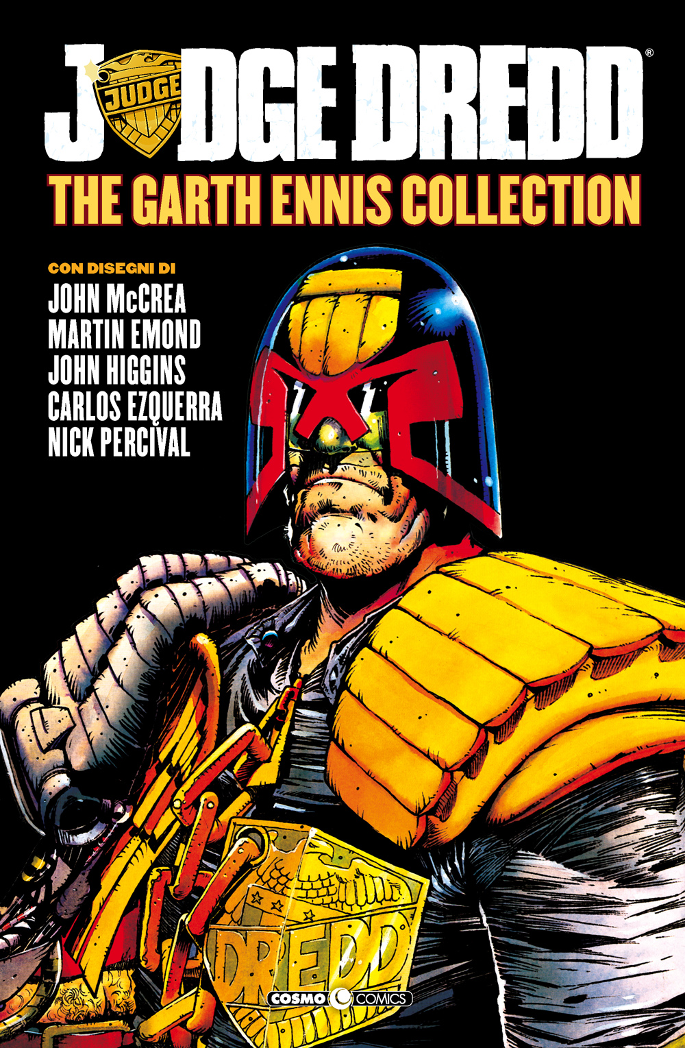 JUDGE DREDD: THE GARTH ENNIS COLLECTION, VOL. 6
